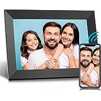 """Digitaler Fotorahmen 10,1"""" HD IPS-Touchscreen mit 16 GB Speicherplatz Einfache Fernübertragung von Fotos und Videos über…"""