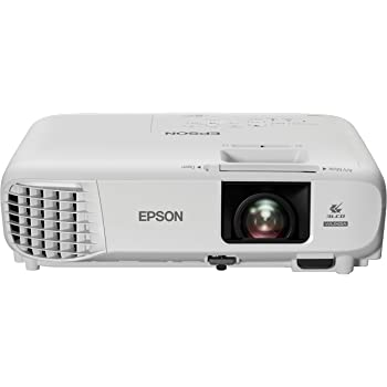 Epson EB-U05 Videoproiettore 3LCD, WUXGA da 3.400 lumen, Bianco