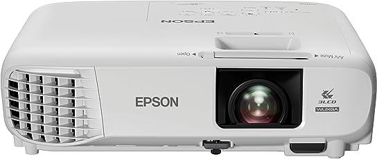 Epson EB-U05 3LCD-Projektor (WUXGA, 3400 Lumen, 15.000:1 Kontrast)