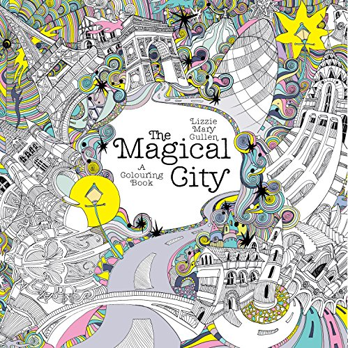 The Magical City Adult Colouring Book