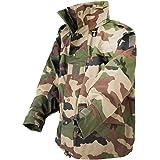 Genuine French Army Camo Goretex Waterproof Parka /Jacket -