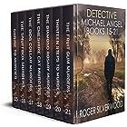 DETECTIVE MICHAEL ANGEL BOOKS 15-21 seven gripping crime mysteries box set (Brilliant crime mystery box sets Book 3) (English