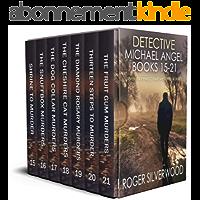 DETECTIVE MICHAEL ANGEL BOOKS 15-21 seven gripping crime mysteries box set (Brilliant crime mystery box sets Book 3…