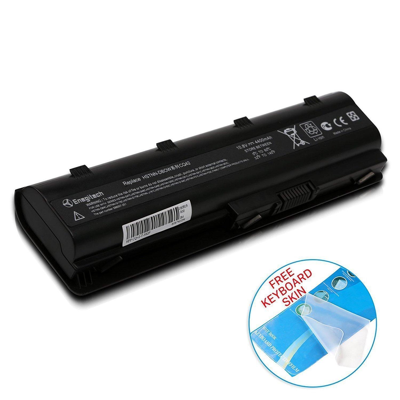 9c4875687e41 Batteriol HP MU06 Notebook Laptop Battery for 593553-001 593554-001  Pavilion G4 G6 MU09 593562-001 CQ42 CQ56 CQ57 CQ62, 6 Cells 10.8V 4400mAh  ...