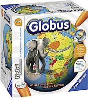 Ravensburger tiptoi 00787 - 3D Puzzle: Interaktiver Globus 17