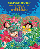 The Riddle of the Lustr sapphires (Taranauts Book 2)