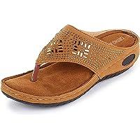 ORTHO JOY Comfortable Fancy Slippers for women/girls