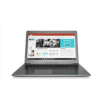 """Lenovo Ideapad 510-15IKB Portatile con Display da 15.6"""" FullHD IPS , Processore Intel Core I5-7200U, RAM 8 GB, 1 TB HDD, Scheda Grafica Nvidia 940MX, S.O. Windows 10 Home, Grigio Metalizzato"""