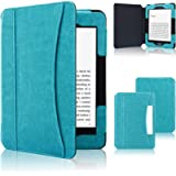 ACcolor Kindle Paperwhite Case 2018, Folio Smart Cover Leather Case with Auto Sleep Wake Feature fit All Kindle…