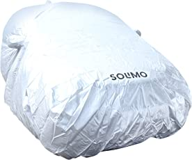 Amazon Brand - Solimo Honda City Waterproof Car Cover (Silver)