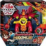 Bizak- Figura de Acción Dragonoid Maximus, Multicolor (61926443)