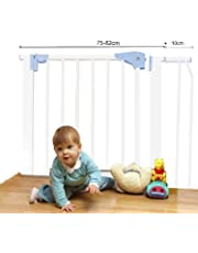 Kiddale Safety Gate/Barrier For Kids/ Pets Suitable For 3 Feet Width Passage From 33.5 Inch/85Cm To 37 Inch/94Cm