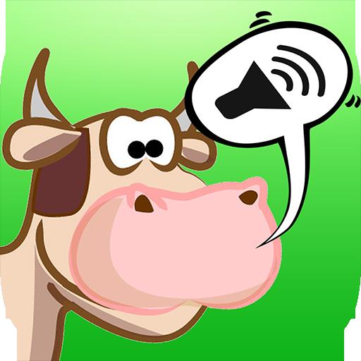 Geräusche Spiel Bauernhof Tiere -