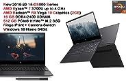 2019 Newest HP ENVY x360 15.6 Inch FullHD (1920x1080) Laptop Computer (Intel Core i7-8550U 4.0GHz, 16GB DDR4 RAM, Backlit Keyboard, B&O Speakers, Windows 10, Silver (R7   16   512   2GB GFX)