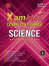 Xam Idea Complete Course Science Class 10 for 2019 Exam