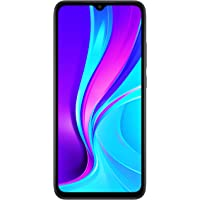 Redmi 9 (Sky Blue, 4GB RAM, 64GB Storage) | 3 Months No Cost EMI on BFL