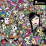 Tokidoki 2019 Calendar