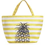 ASUHO Damen Tragetaschen, Fashion Strandtaschen Reisetaschen Damentasche für Shopping Duty Bag mit langen Griffen