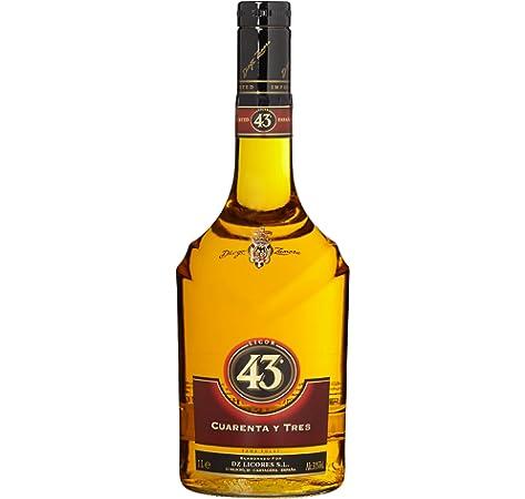 Licor 43 cuarenta y tres liqueur, 700 ml 3-LI-001-31