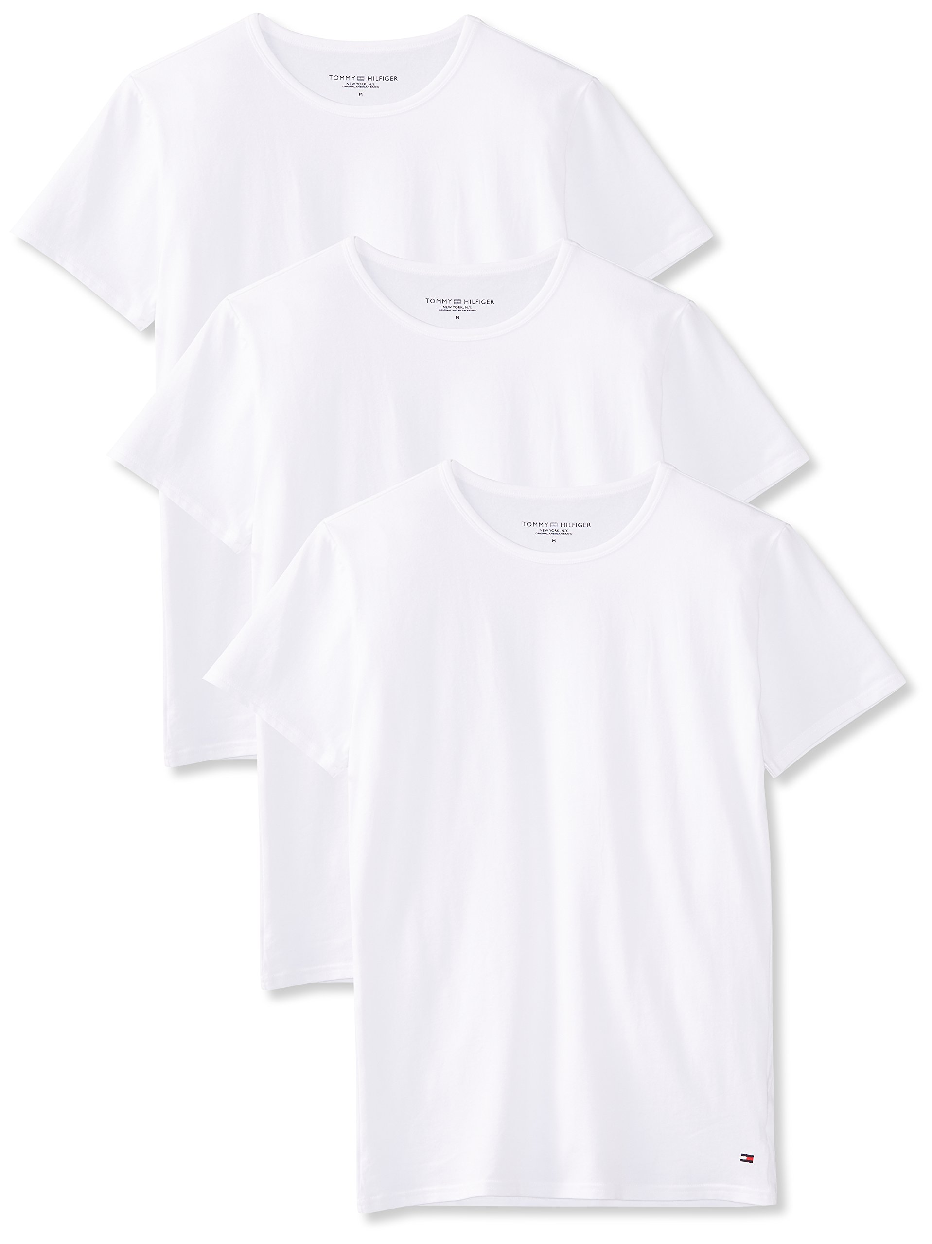 Tommy Hilfiger Camiseta (Pack de 3) para Hombre