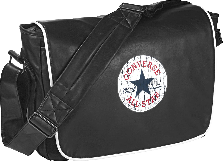 790f1f62bf96 converse umhängetasche vintage patch pu shoulder bag notebook tasche