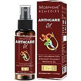 Morpheme Remedies Arthcare Oil with Spray (For Pain in Leg, Arm, Body, Knee) - 50 ml