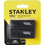 Stanley 198460 1992B tunga knivblad (paket med 2, 10 stycken vardera)