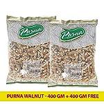 Purna Walnut - 400 gm (Pack of 2)
