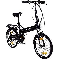 Zündapp Faltrad E-Bike 20 Zoll Z101 Klapprad Pedelec StVZO Elektrofaltrad 6 Gang