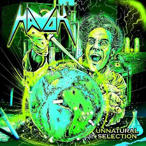 Havok: Unnatural Selection (+Point Of No Return) [Vinyl LP] (Vinyl)