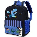 Mochila infantes Mochila Para niños , Mochilas pequeñas Mochilas escolares de dinosaurios de animales Bonita bolsa de bebé pr