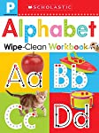 Scholastic Early Learners Wipe Clean Workbooks: Pre-K: Alphabet (Scholastic Early Learners (Cartwheel - US))