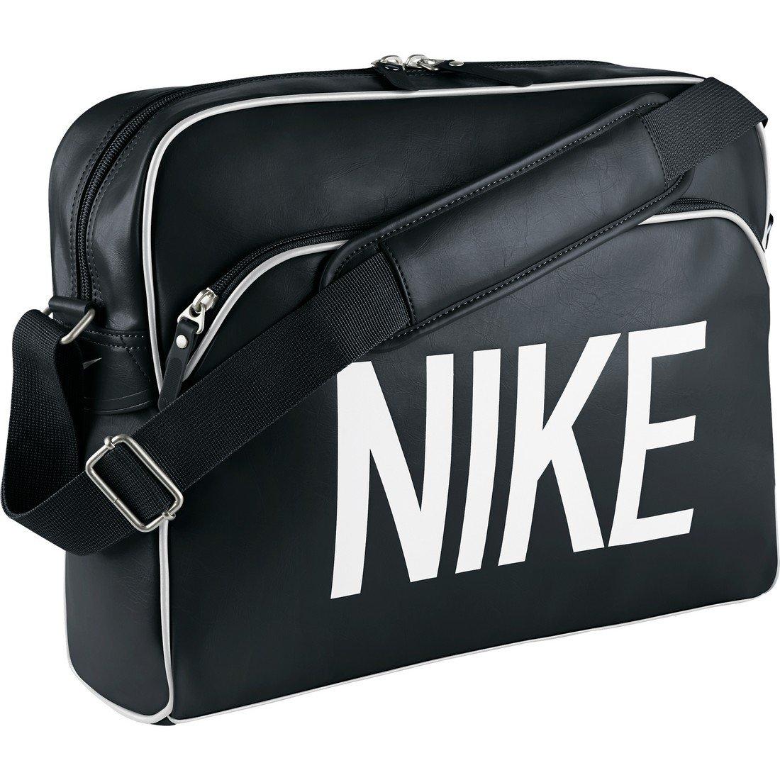 79672eb975b5a Nike Heritage SI Small Items II Tasche tech grey im WeAre Shop