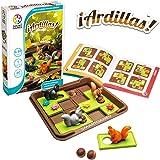 smart games Ardillas, Educativos, Regalos Divertidos, Rompecabezas Niños, Juguetes Niña 6 Años o Más, Juego Mesa, Multicolor