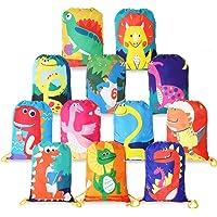 BeebeeRun Zaino con Coulisse Bambini,Sportiva sacche Sacche da Palestra Drawstring Bag Sacchetto del per Bambini Festa…