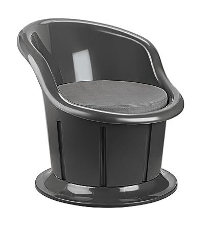 Cello Globus Chair (Grey)