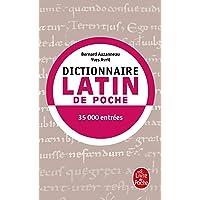 Dictionnaire de latin de poche : Latin / Français