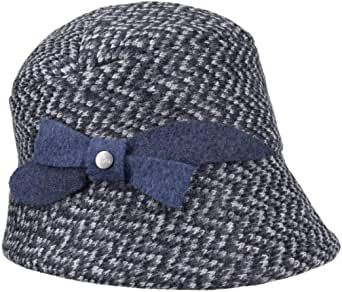 Lierys Cappello Cloche Harriette Donna - Made in Italy Invernale da Autunno/Inverno