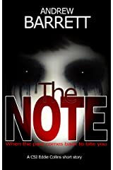 The Note: When the past comes back to bite you (CSI Eddie Collins) Kindle Edition