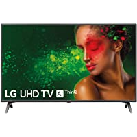 "TV Intelligente LG 43UM7500 43"" 4K Ultra HD LED WiFi Noir"