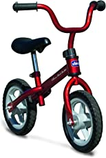Chicco 17161 - Prima Bicicletta, Rosso, 2-5 anni
