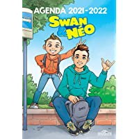 Swan & Néo - Agenda 2021-2022