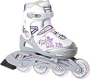 Bladerunner Phaser Flash G Skate - Silver/Purple