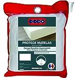 DOOD PROTÈGE MATELAS COSY - IMPERMÉABLE - 160 x 200 cm