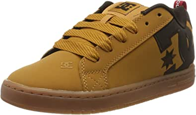 DC Shoes (DCSHI) Court Graffik Se-Low-Top Shoes for Men, Scarpe da Skateboard Uomo