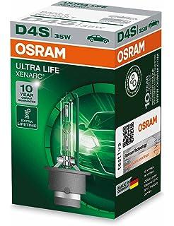OSRAM XENARC NIGHT BREAKER LASER D4S lampada a scarica 66440XNL-HCB bulbo HID allo xeno +200/% di luce 2 lampade duo box