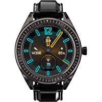COULAX Smartwatch, 1,7 Zoll Touch Screen Fitness Armbanduhr mit Schrittzähler Schlafmonitor Stoppuhr, IP68 wasserdichte…