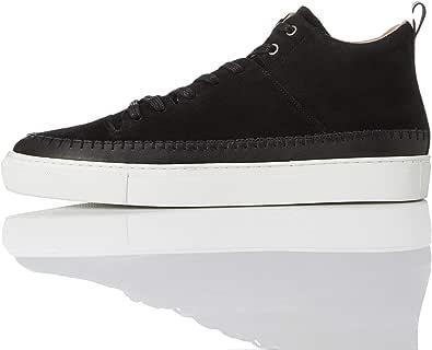 find. - Amz17001, Sneaker a Collo Alto Uomo