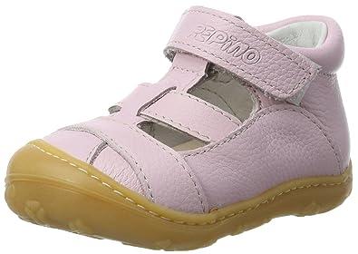 Ricosta Lani, Chaussures Marche Bébé Fille, Pink (Blush), 19 EU