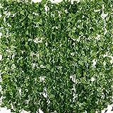Plantas Hiedra Artificial (24pcsx2.2m)...